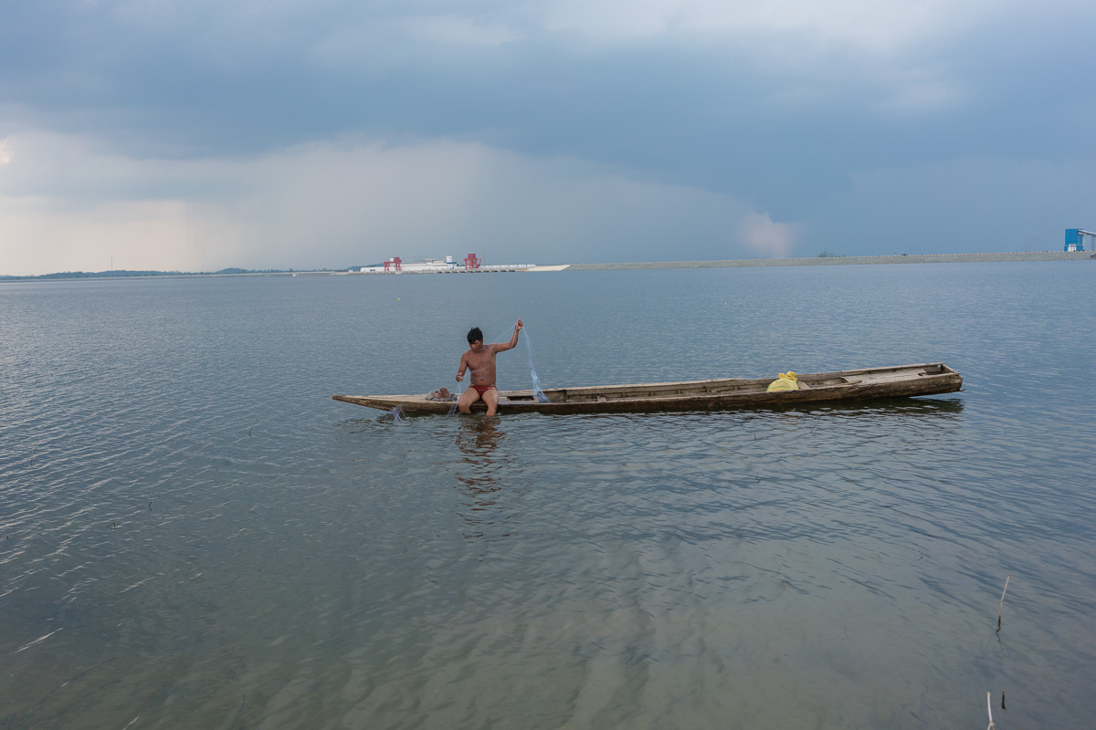Lower Sesan 2 dam