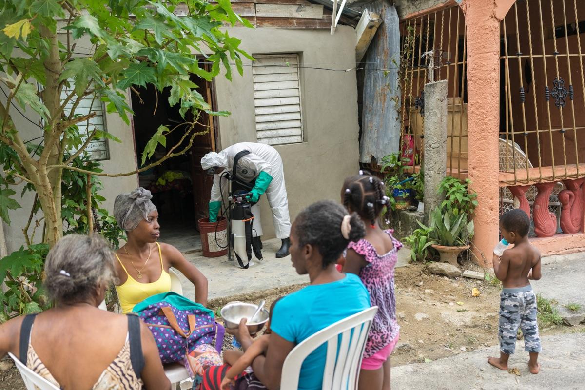 USAID DR - Zika
