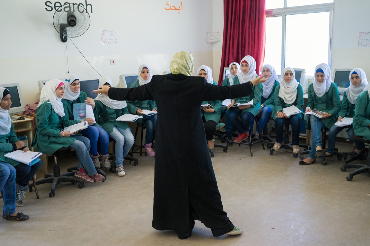 Let Girls Learn Jordan