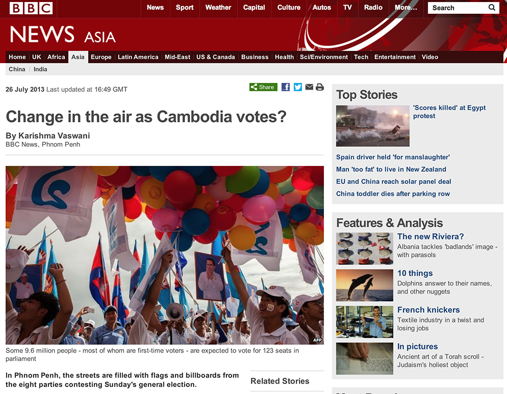 Nicolas Axelrod: BBC http://www.bbc.co.uk/news/world-asia-23461127