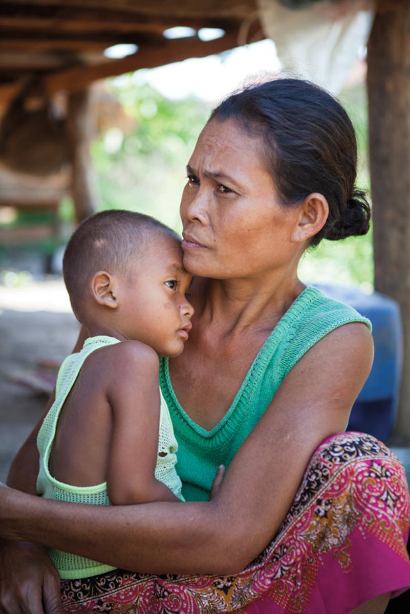 April 26, 2012 - Siem Reap, Cambodia. � Nicolas Axelrod for HI
