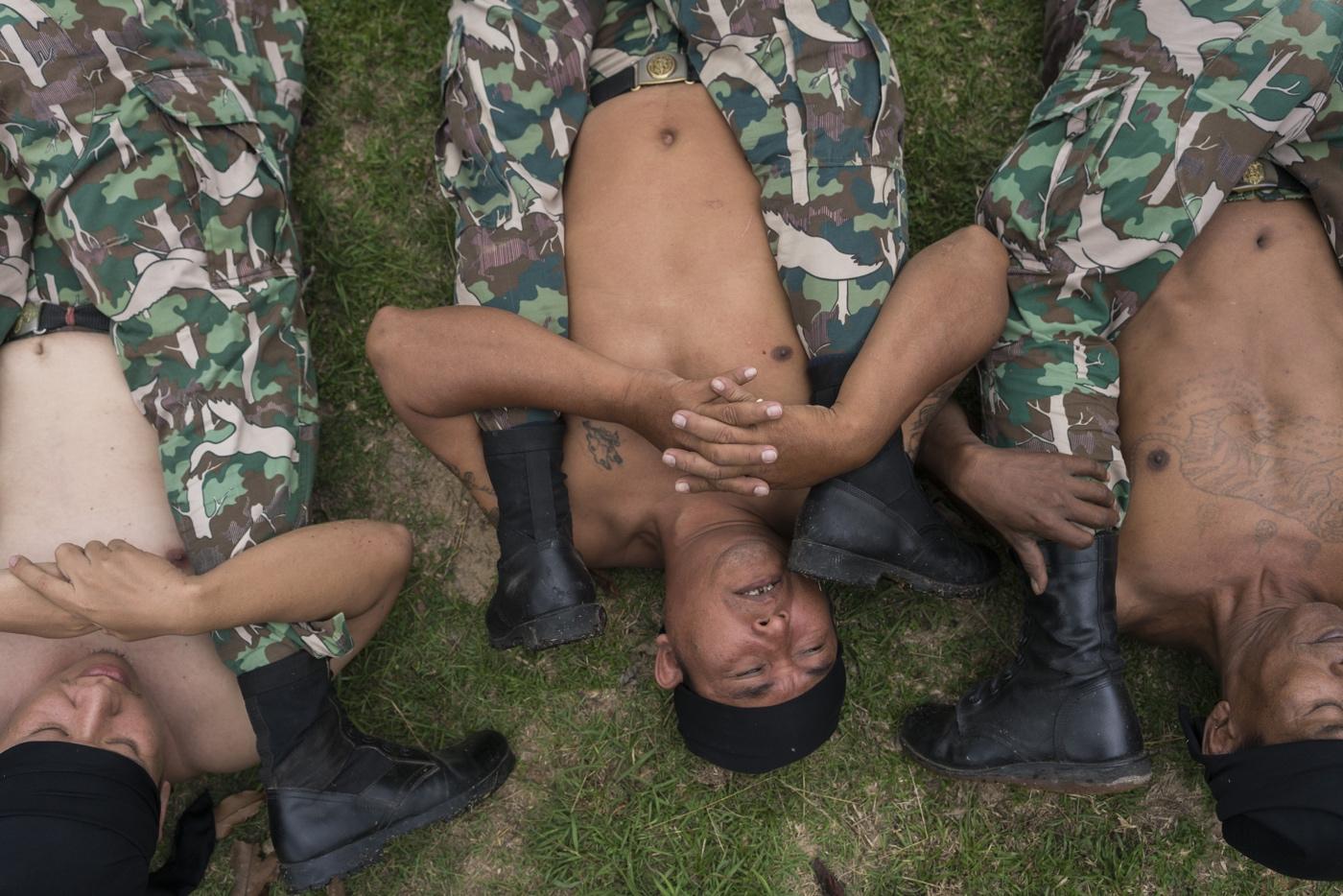 WWF Thailand, Kui Buri - Smart Patrol Training