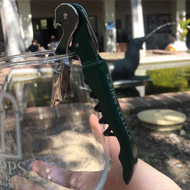 Scripps Corkscrew now available! Happy Wine Wednesday! 🍷🌿