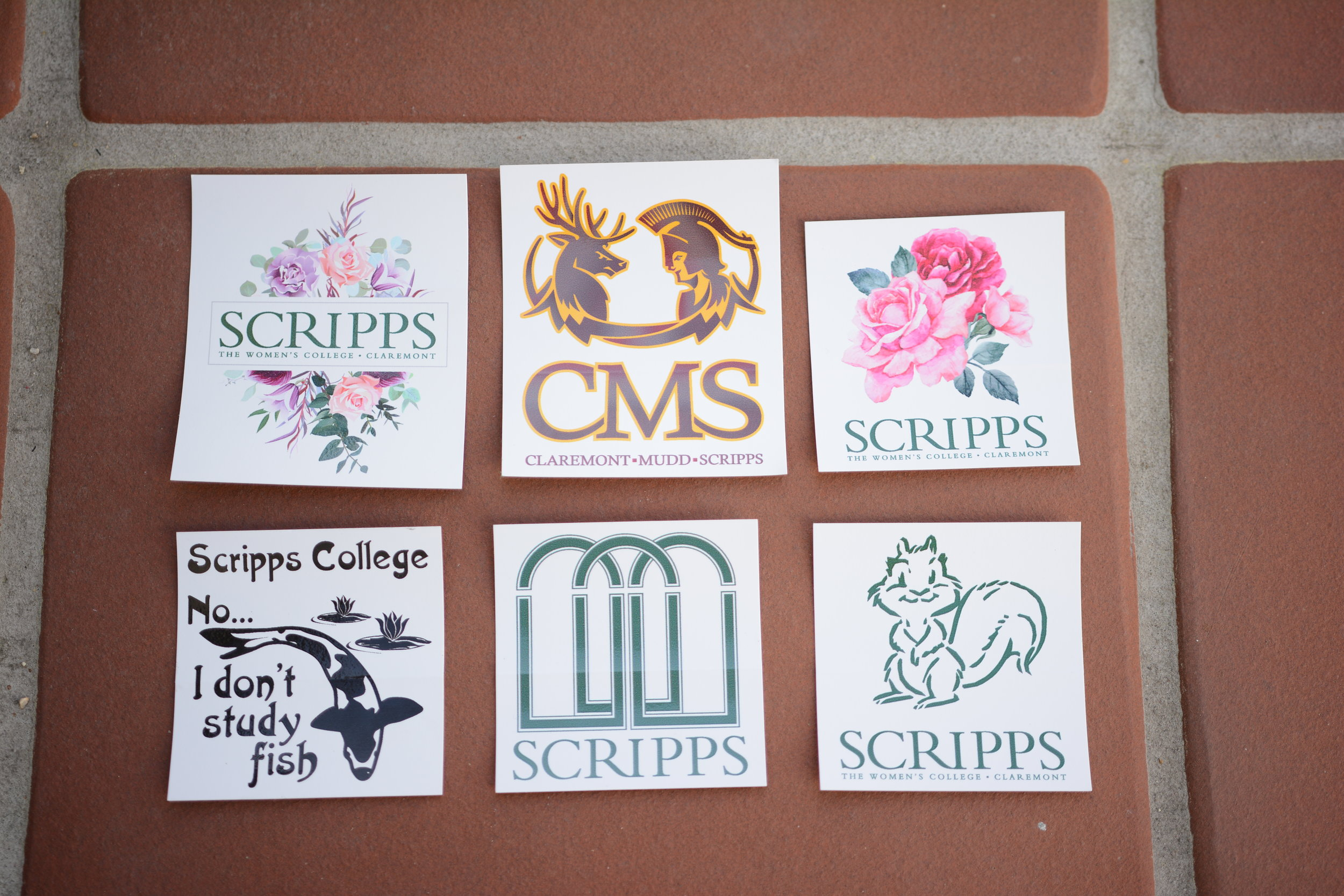 Stickers Restocked!