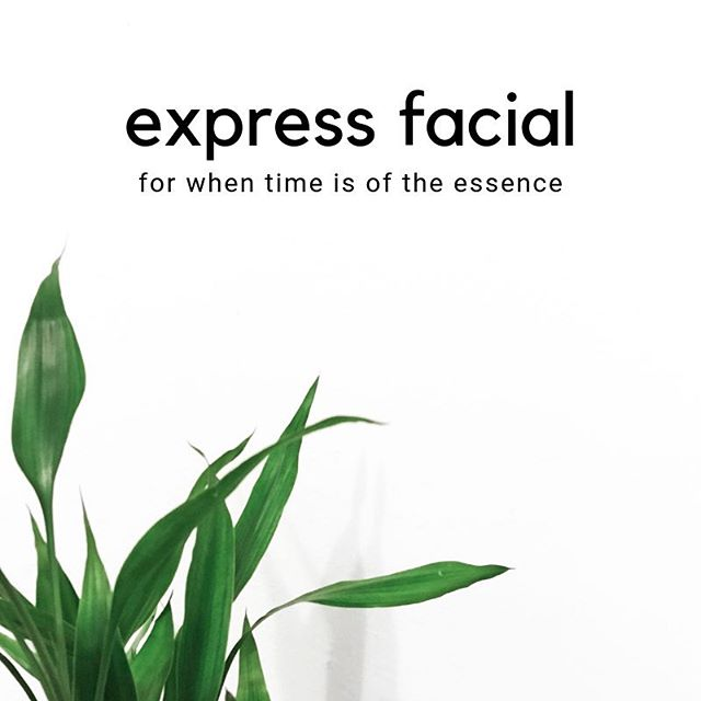 Take some time out of the busy holiday season to focus on yourself. Our express facial will leave you feeling relaxed and your skin looking great! 🌺. // #morristown #nj #newjersey #northjersey #jersey #denville #morrisplains #njorganic