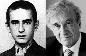 Elie Wiesel  Image from  HERE