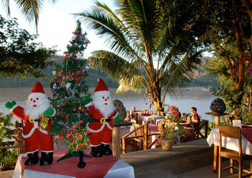 Christmas in Cambodia