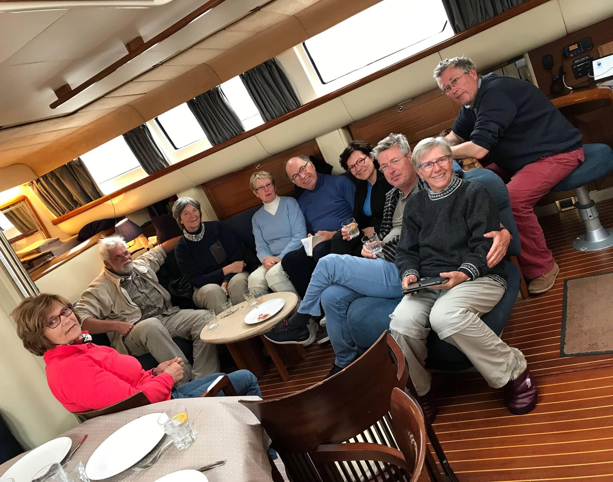 Nuuk & Eternity Fjord cruise 2017