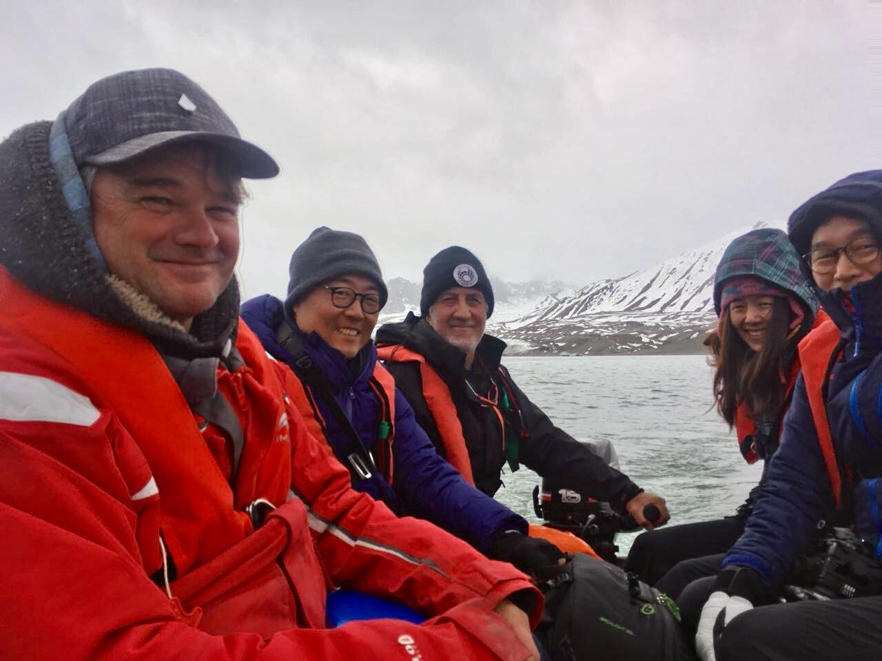 Svalbard Pioneer 2018