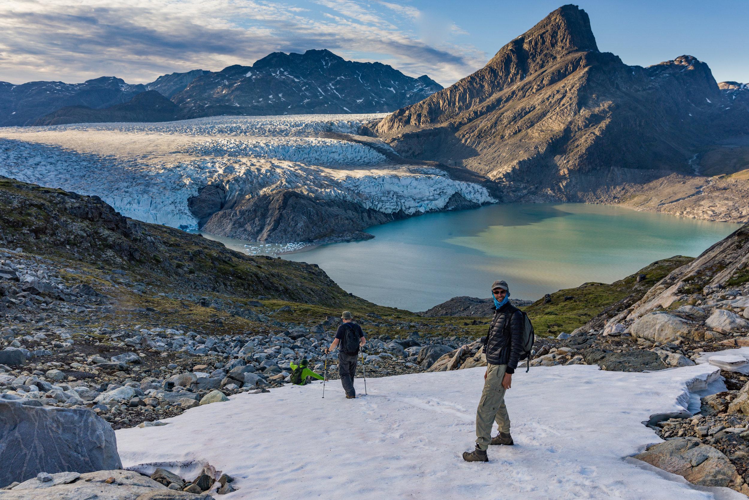 Eternity Fjord in Spring - ARCTIC AWAKENING & DYNAMIC GLACIERS