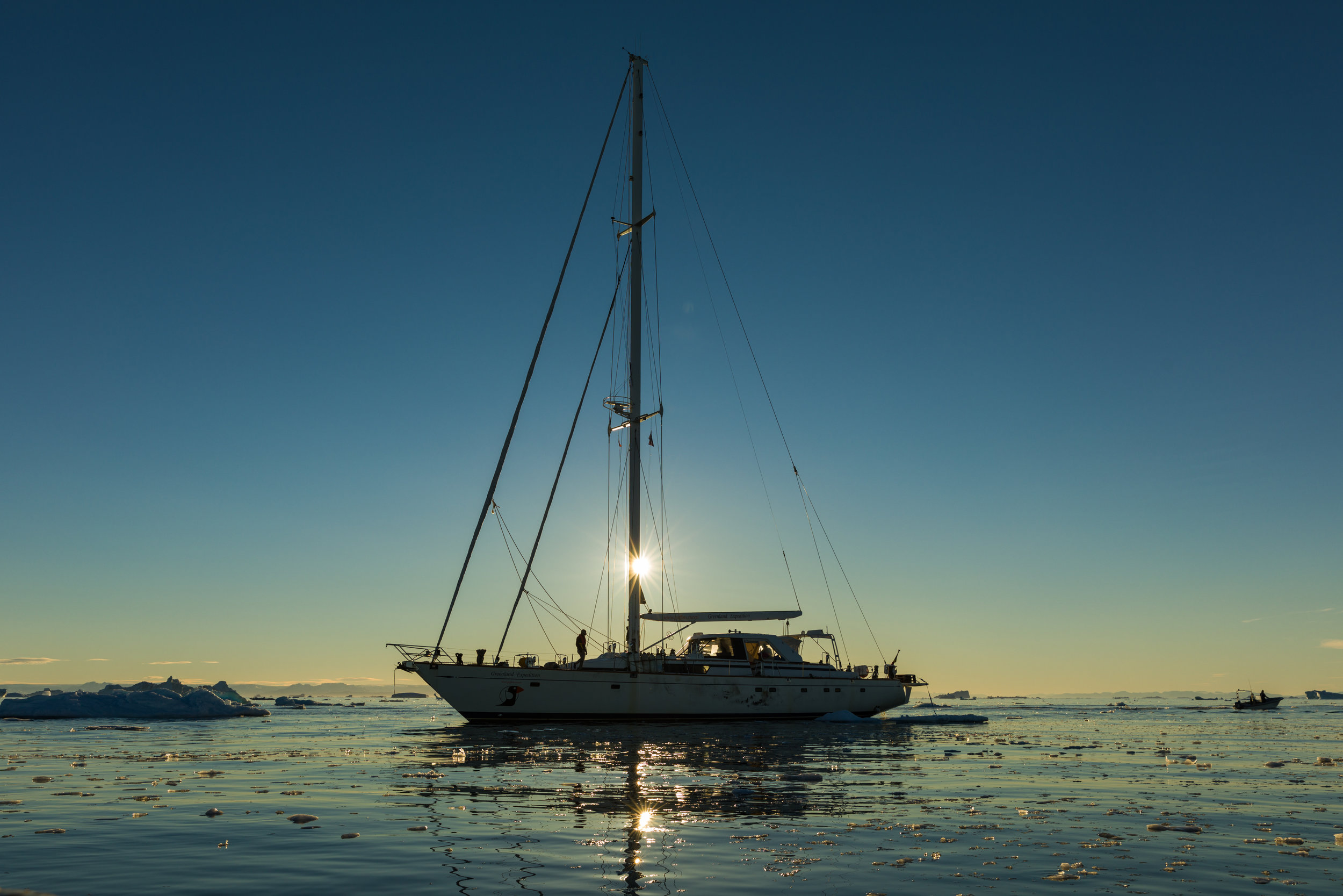 sailing yacht expedition cruise