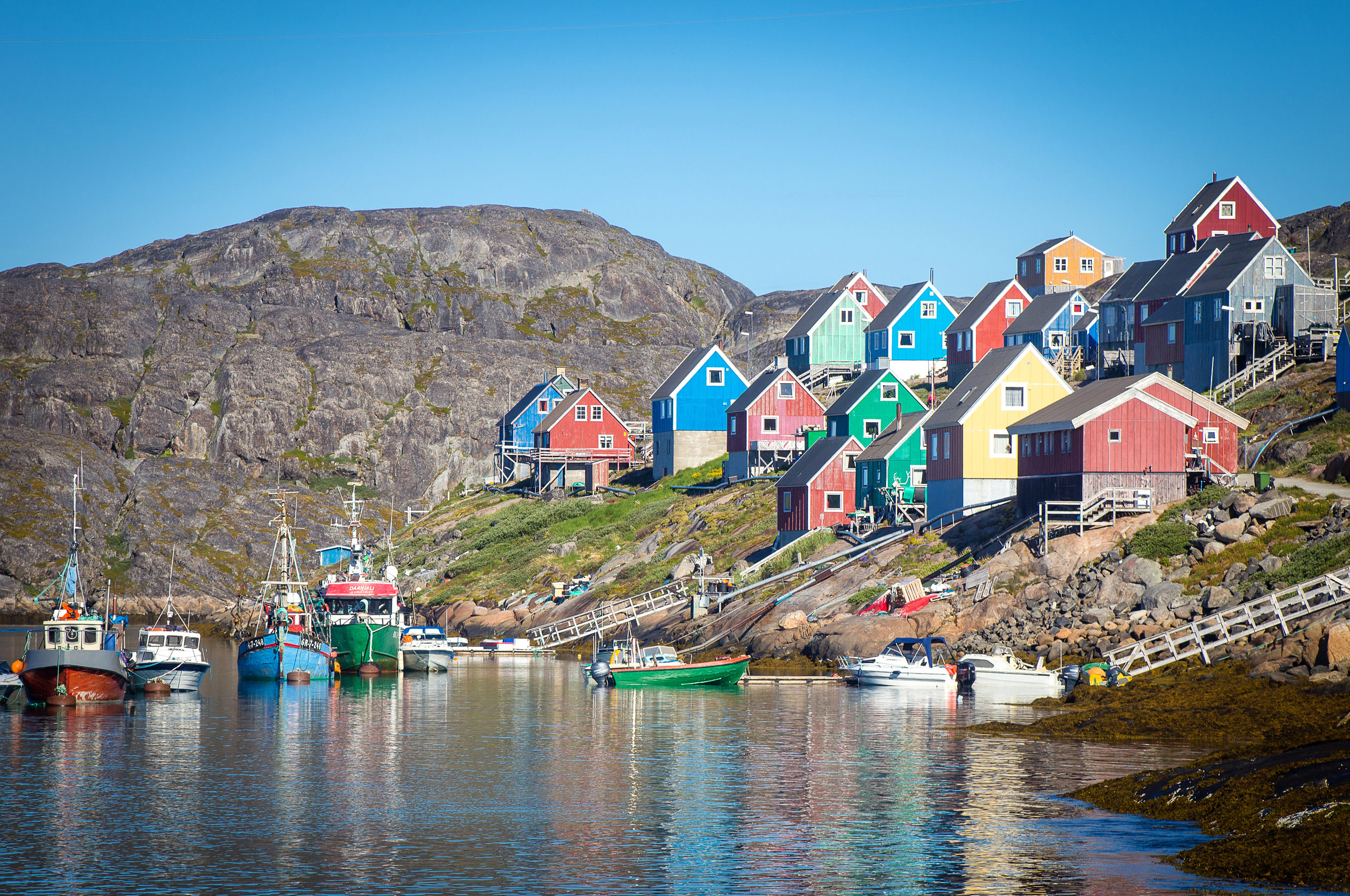 Groenland all-round - editie 2020: 18-30 juni : coming soon