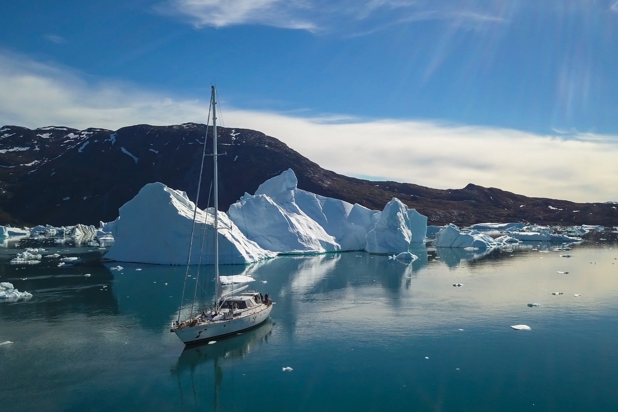 Groenland IJsbergsafari - editie 2020 : 1-13 juli : coming soon