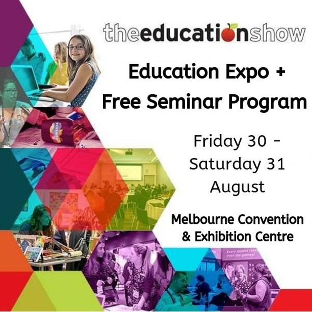 It' here! Doors are now open for @theedushow, on today and tomorrow at the Melbourne Convention and Exhibition Centre.  Come along and discover the latest resources, programs, technology and services for teachers, classrooms and schools from over 90 exhibitors.  Doors are open until 5pm today and tomorrow from 9am - 4pm. Registration is available at the event. #theedushowau . . . . . . . . . #literacy #nesmelbourne #nesmel19 #thrass #literacyplanet #educate2empower #scholastic #ricpublications #teachstarter #pigthepug #learning #reading #australia #melbourne #teachers #melbourneteachers #victeachers #aussieteachers #teacherinspo #freeexpo #teacherevent #pdhours #technology #schoolresources #education #australianschools #schoolsuccess #dyslexia #inclusiveclassroom