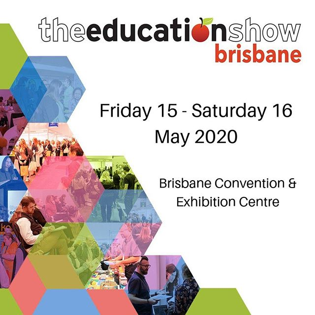 EXCITING NEWS 🍎  The Education Show is coming to Brisbane.  Queensland educators, stay ahead of the curve, discover the latest developments in the education sector, explore 50+ education focused exhibitors and learn from experts in the field at the free seminar program.  Mark your diary for Friday 15 – Saturday 16 May at the Brisbane Convention and Exhibition Centre. #theedushowau . . . . . . . . . . . . . . #theedushowbris #brisbane #freeexpo #brisbaneteacher #nesbrisbane #teachers #resources #freeevent #teacherevent #brisbane #freeseminars #schoolsupplies #classroomresources #teacherinspo #australianschools #techforschools #futurefocused #technology #cybersafety #creativity #inclusive #classroom #queenslandteacher #wellbeing #queenslandschools #australianschools #teachers #australianteacher #qldteacher