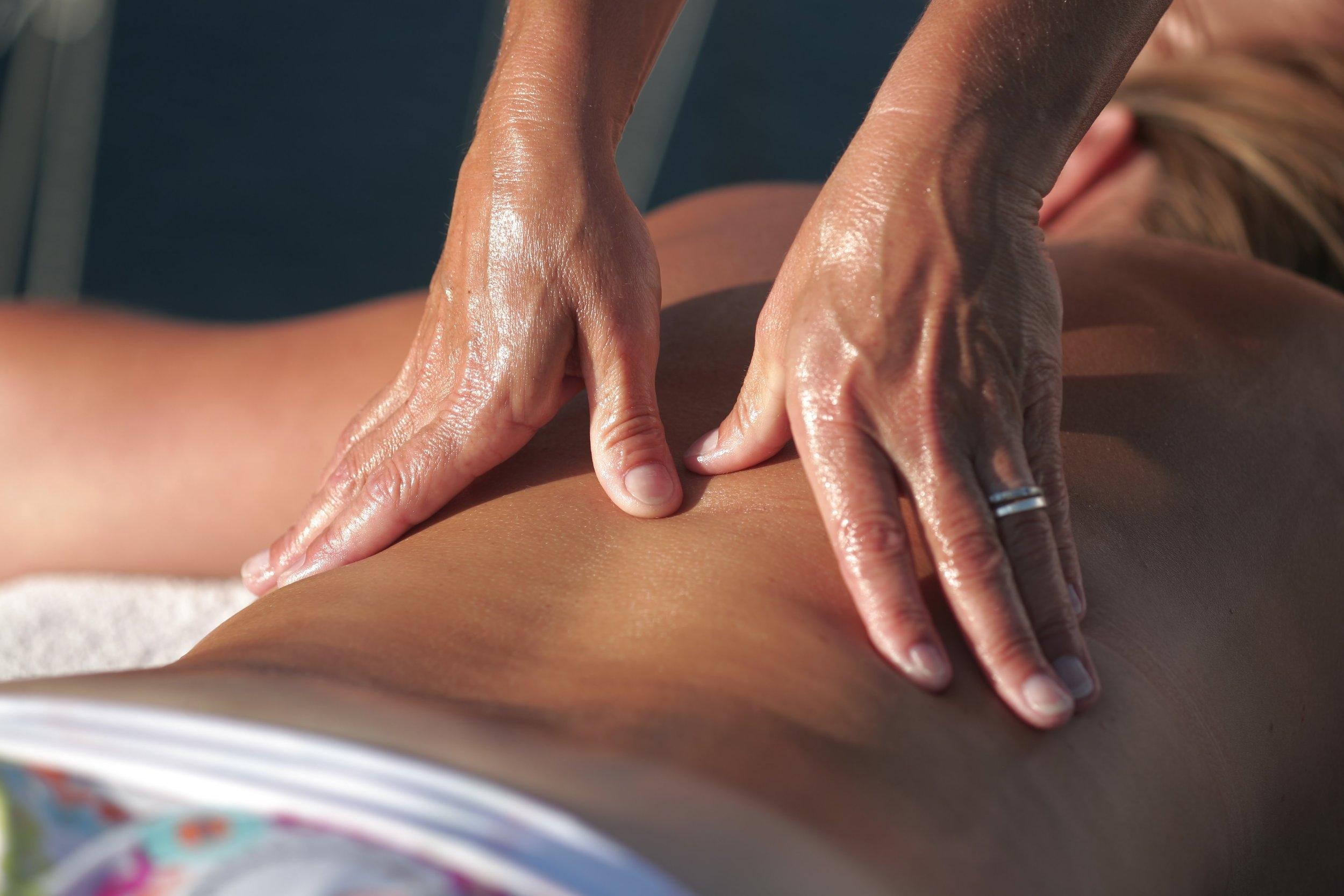 Massages - en savoir plus