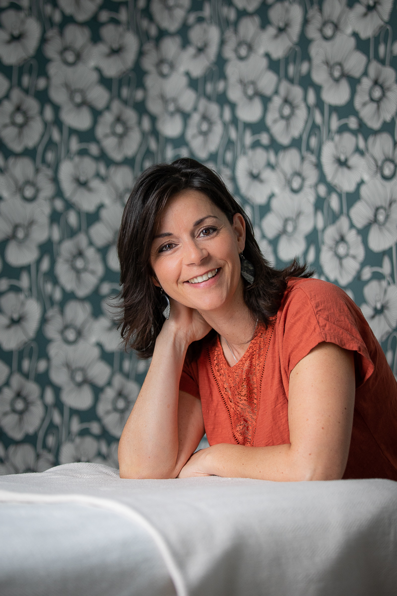 Sandra GREAU - Massage intuitif