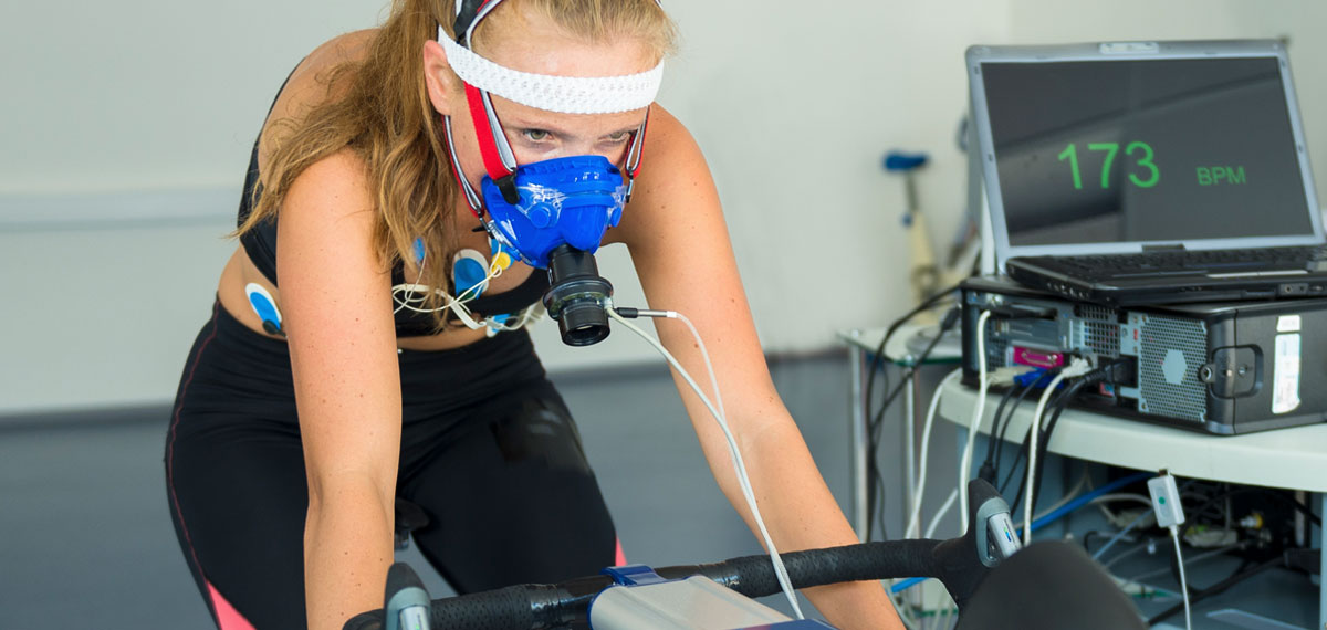 Tomorrow's CPET – a maximum exertion test, carried out on an exercise bike