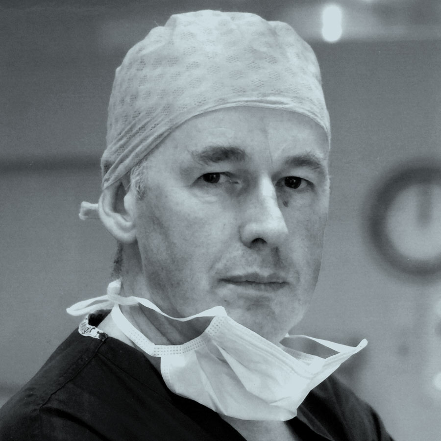 Professor Charles McCollum – Founder of Tomorrow Cardiovascular Screening Ltd.