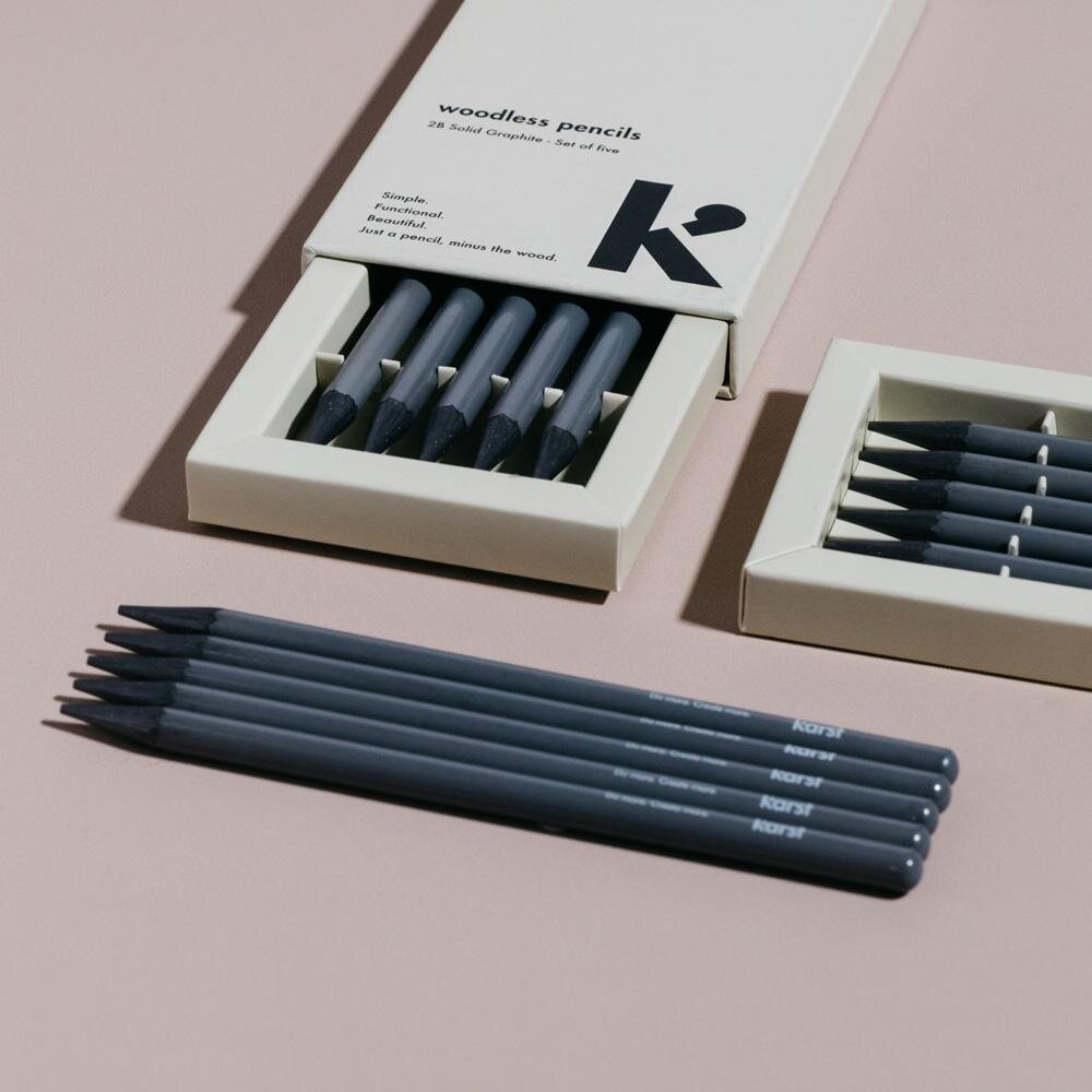 Karst, Woodless Pencils,  £18,  Buy now