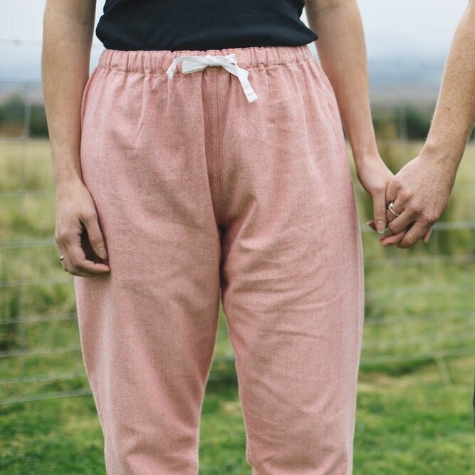 All That Is Braw Rosehip Pyjama Bottoms,  £52,   Buy now
