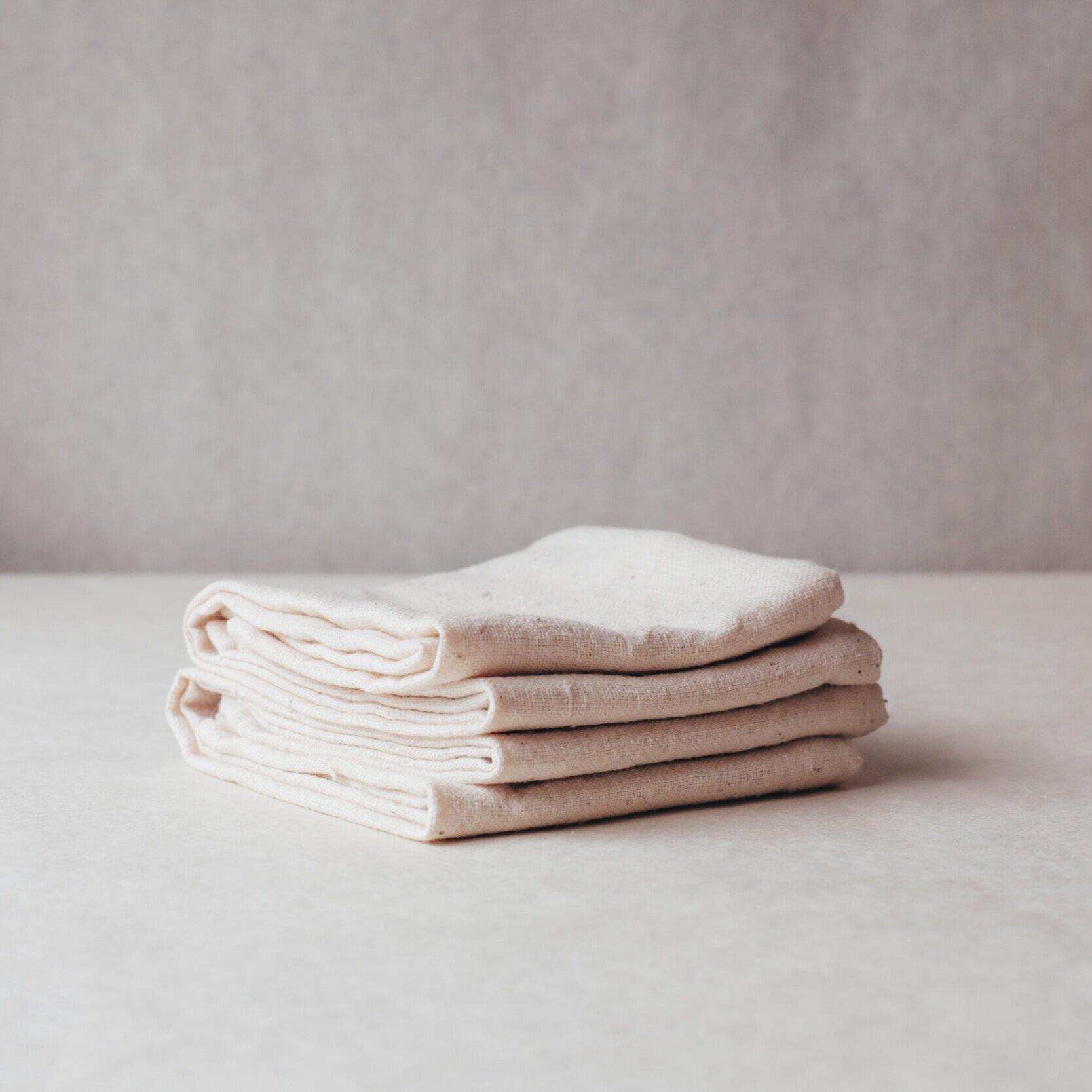 Bashō Organic Cotton Facecloths , £18,  Buy now
