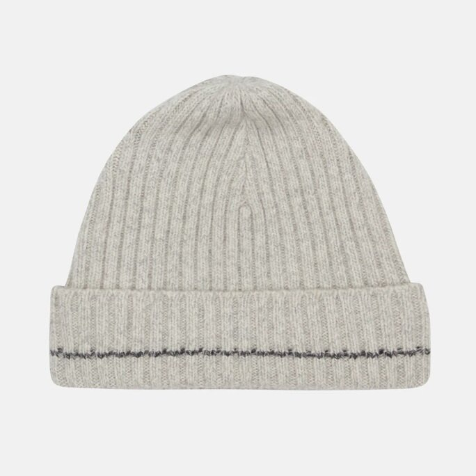 Riley Studio Recycled Cashmere Beanie , £65,  Buy now