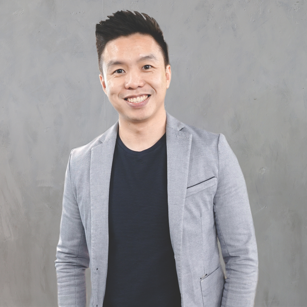 MELVIN LIM Co-Founder Director, Listings & Buyers Team Lead (Marketing & Media) Lead Presenter (Home Tours)