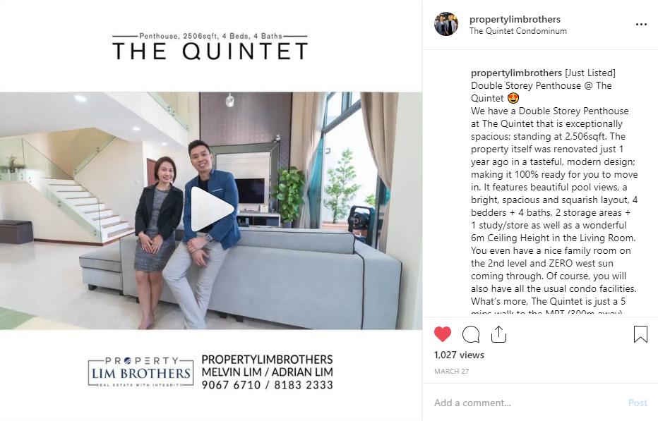 The Quintet Instagram Post.PNG