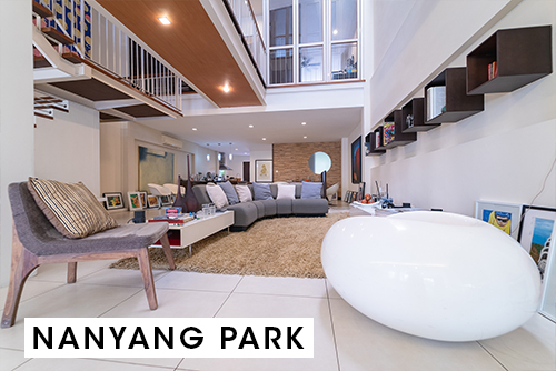4 Storey Inter-Terrace | 999-Years | 7 Beds | 5 Baths    $3.68Mil Negotiable    Learn More