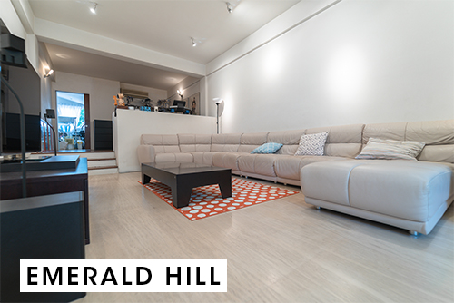 Freehold | Walk-Up | 3 Beds | 3 Baths    Starting from $3MIL    Learn More