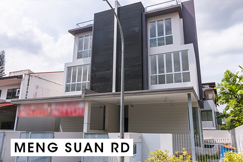 3 Storey Semi-D | 999-Years | 4 Beds | 5 Baths    $4.28Mil Negotiable    Learn More