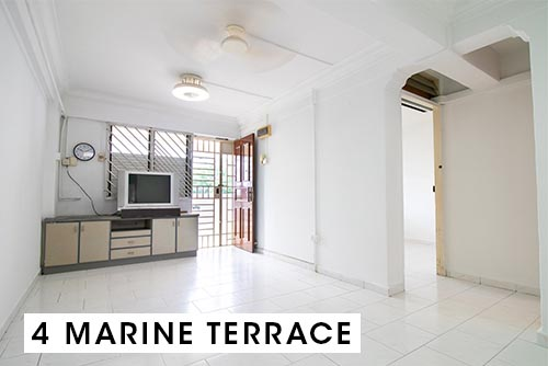 3-Room HDB | 2 Beds | 2 Baths    $358K Negotiable    Learn More