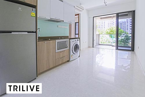 Freehold | 2 Beds | 1 Study | 1 Baths    $968K Negotiable    Learn More