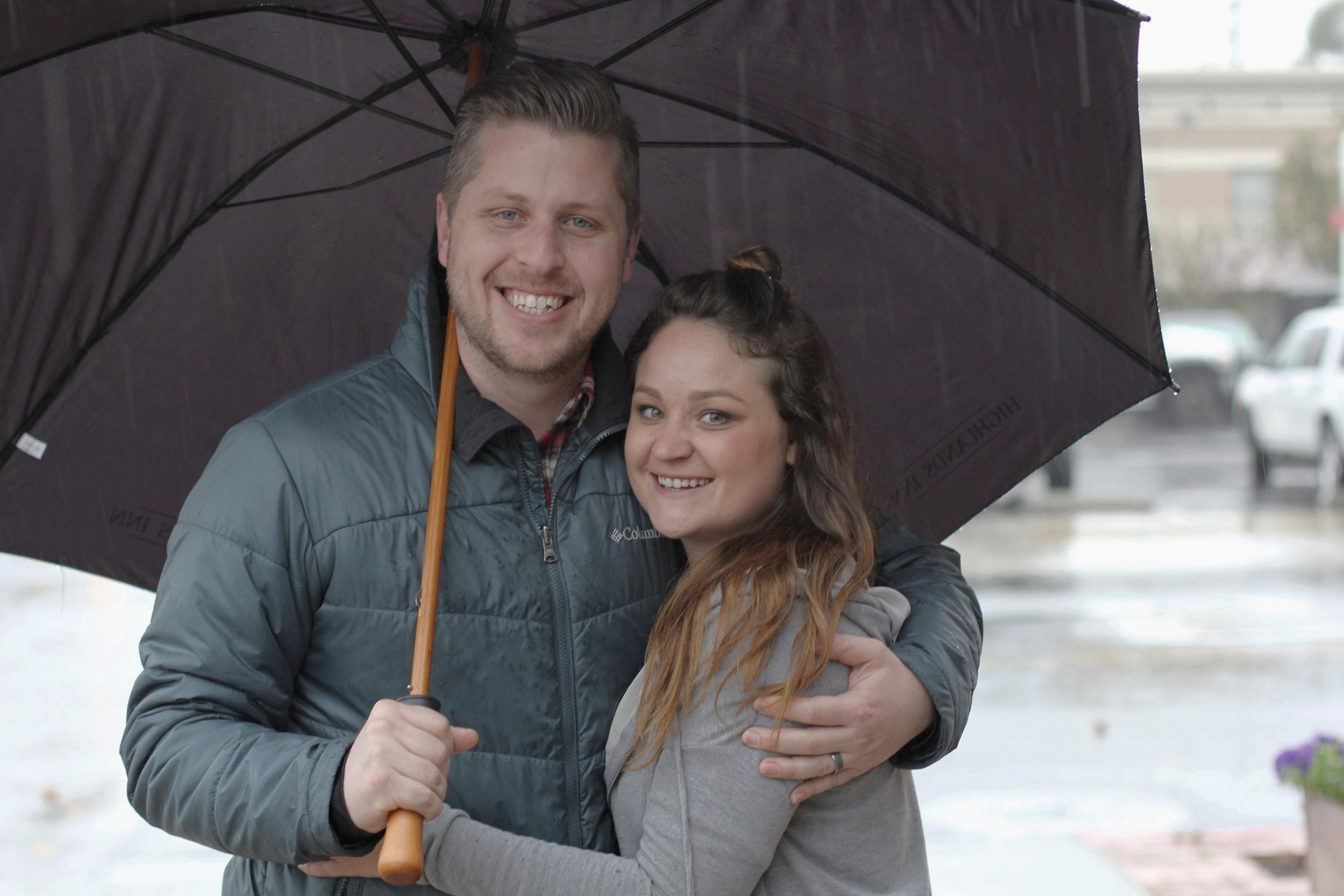 matt (missionary) & sarah have sung together often
