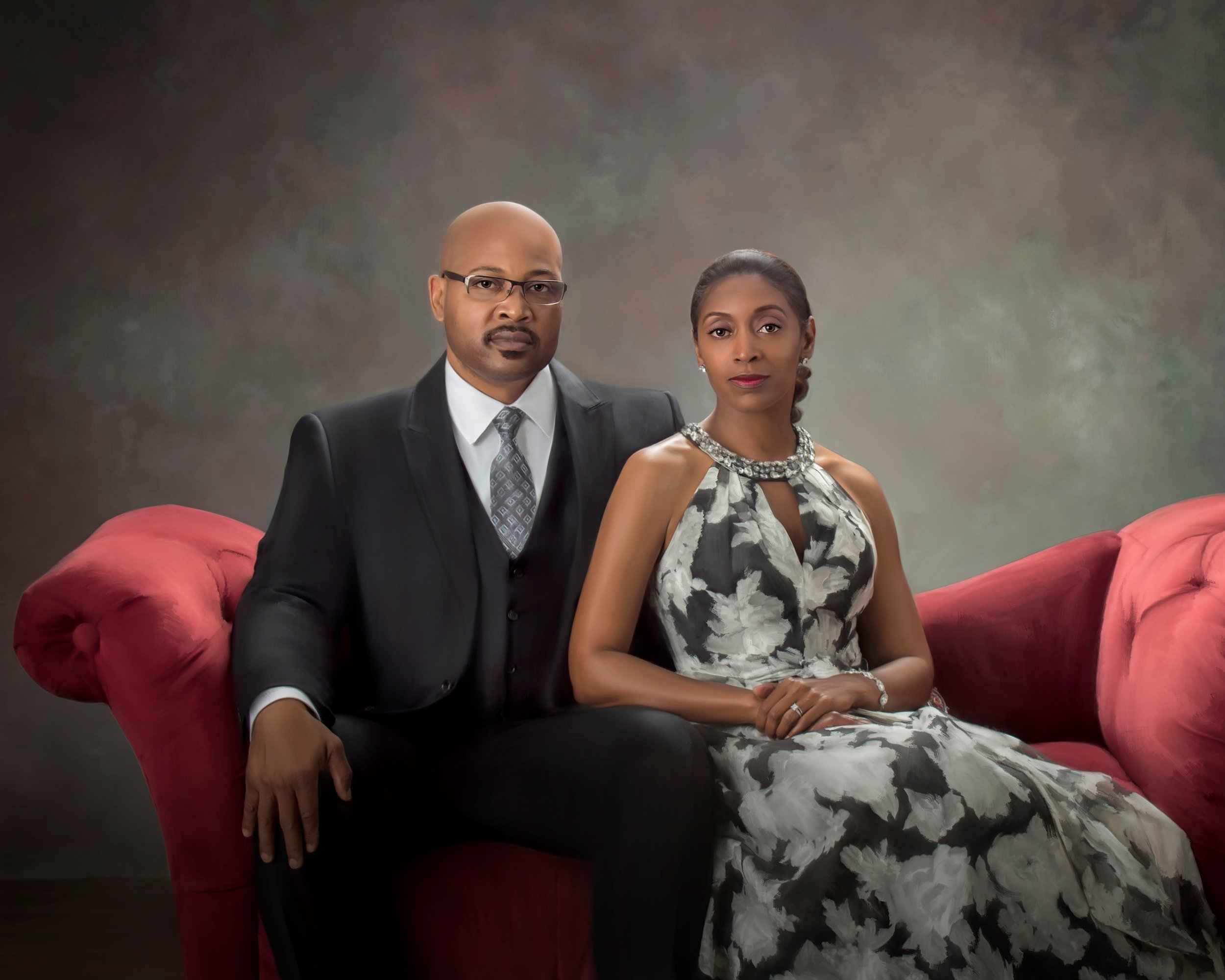 - The Metcalf Staff were great and made the experience easy. The studio was warm and inviting and non intimidating. We truly enjoyed our experience there. We are happy to be a part of the Metcalf Family!- Danny and Anita Jackson