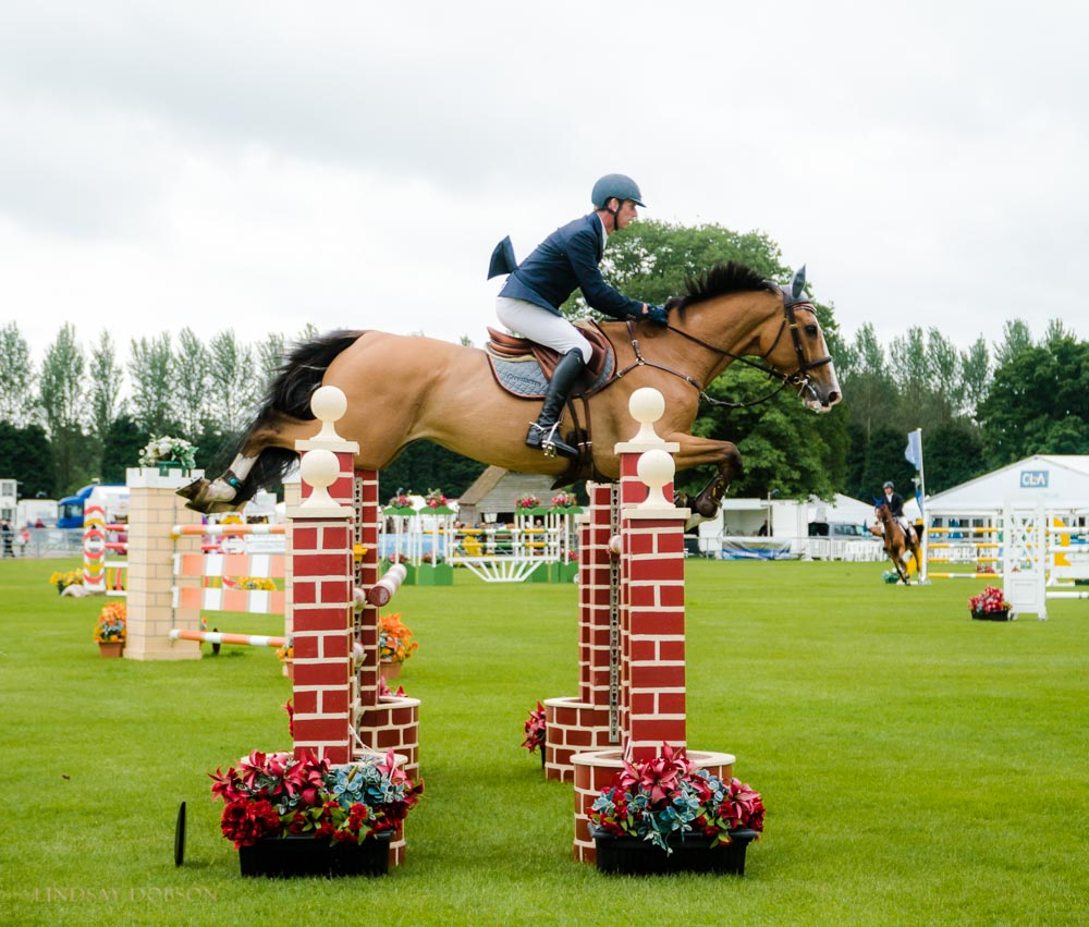 south of england show 2017 showjumping