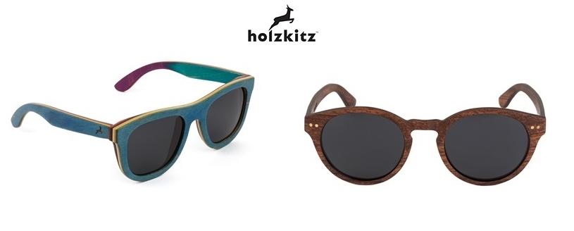 1+1 gratis Sonnenbrillen mit deinem  holzkitz edudeal