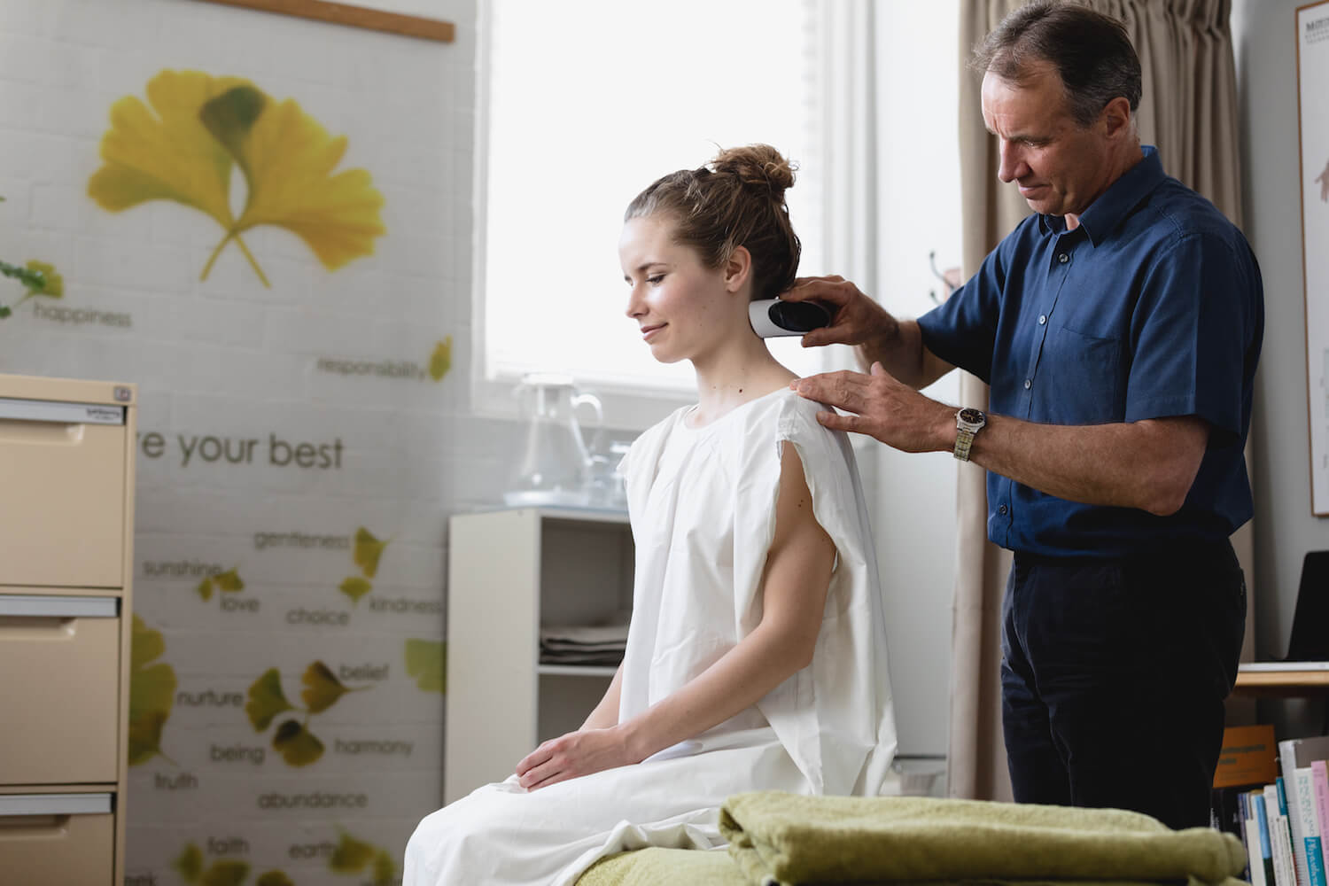 Tas Wellbeing - Scenar Therapy, Naturopathy and Meridian Therapy.