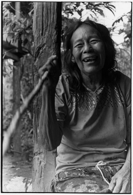 The Aunt , Llanchamacocha, Pastaza, Oriente Ecuador, Amazonia, 1999