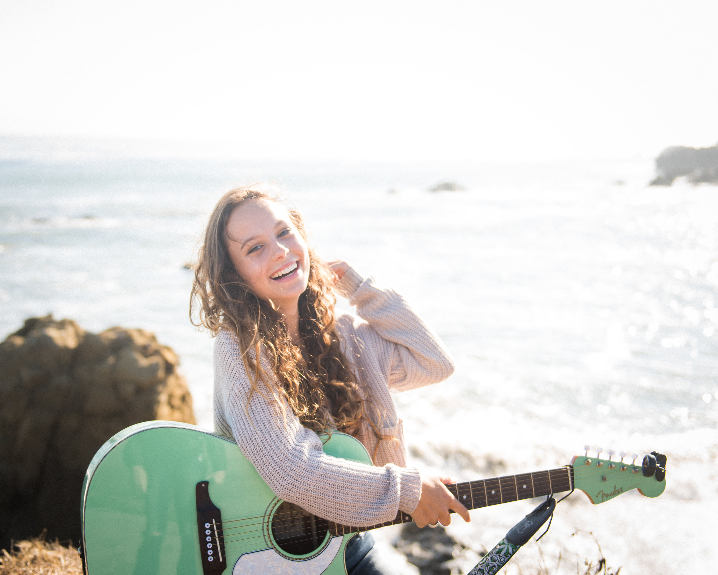 Rising singer-songwriter Amalia Fleming plays SLO Brew Rock on Aug. 25 .jpg