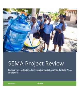 SEMA Project — SEMA Mobile IT