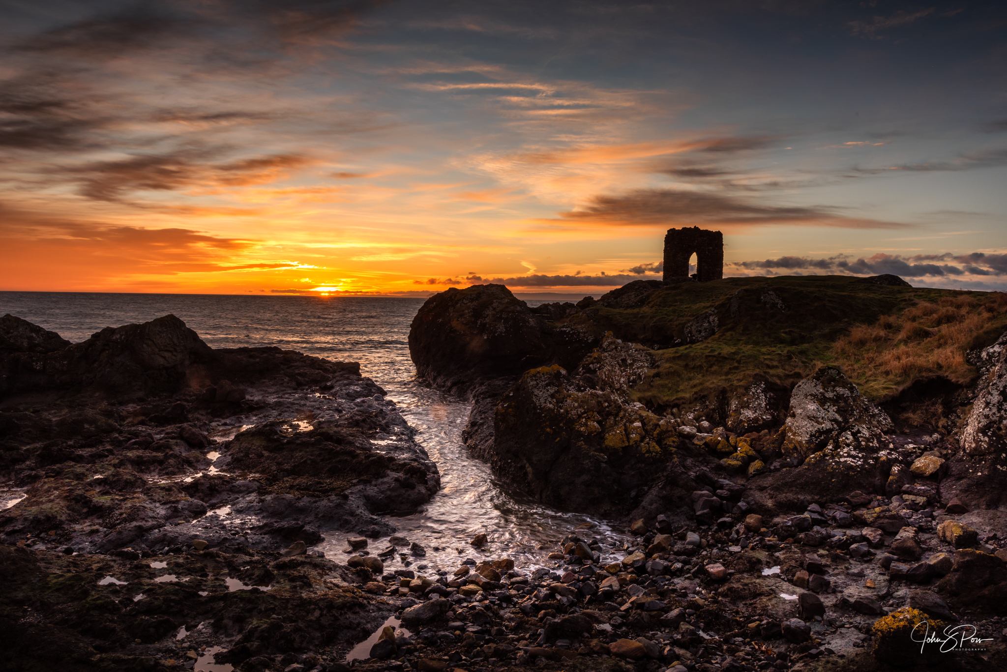 Lady Anstruther Tower, Elie