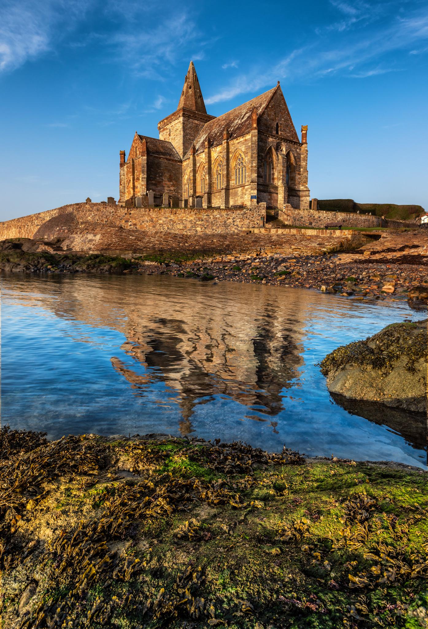 St. Monans Auld Kirk