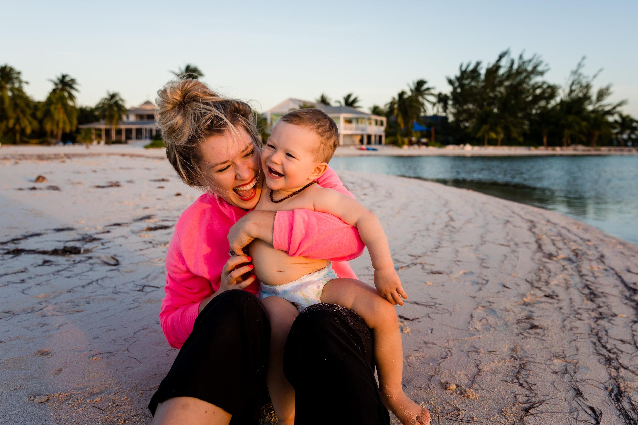 Ben & I / December 2017 / Cayman Islands