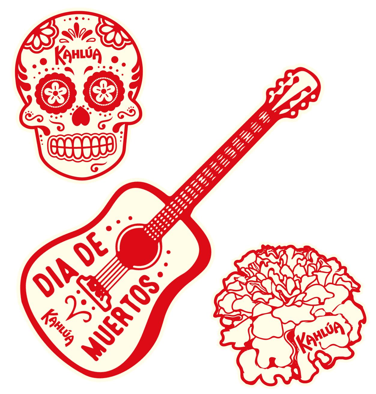 Kahlua-Day-of-the-dead-illustrations-stickers-Ronny-Bergfeldt.jpg