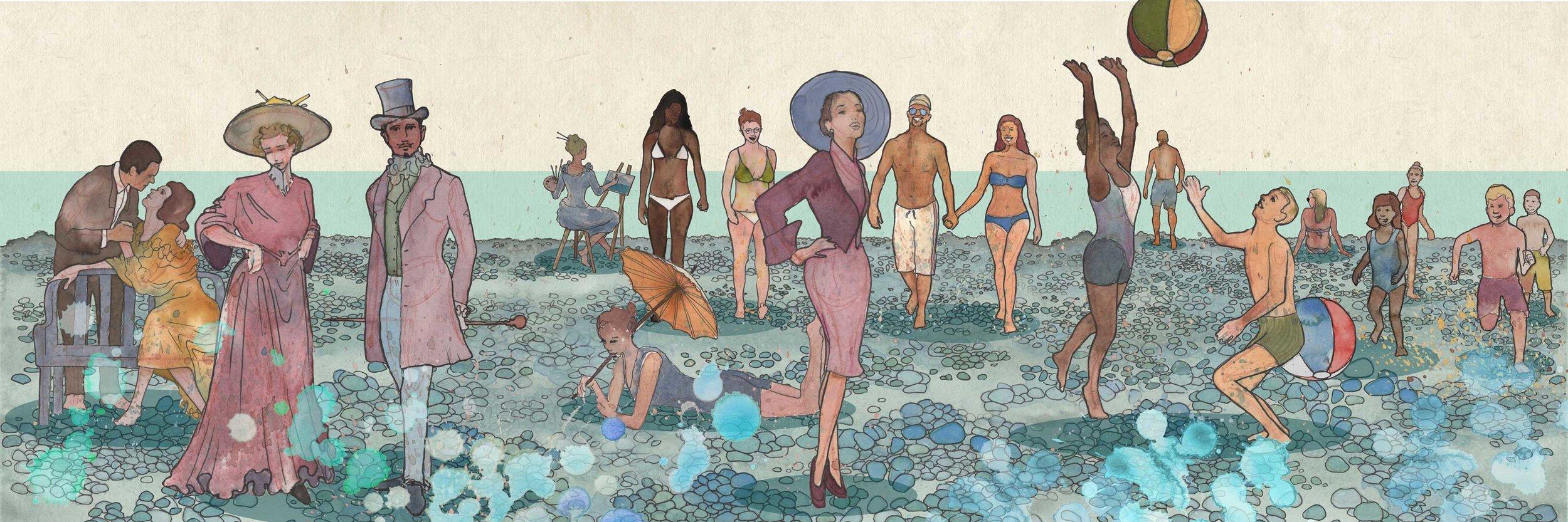 Lido-Plage-watercolor-artwork-by-Ronny-Bergfeldt.jpg