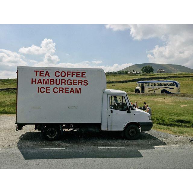 Tea Coffee Hamburgers Ice Cream     #visualnotes #design #everydaytype #type #typography #lettering