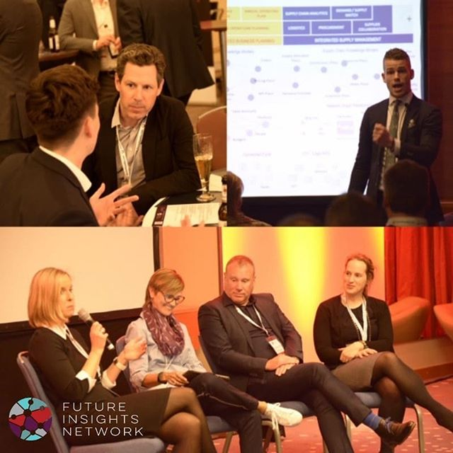 Just SOME of the best moments from #SCILEU19 Incredible insights, collaborative toolkits, networking, powerful panels and stunning keynotes. Look out for more events, insights and podcasts from us in the next few months!  #futureinsightsnetwork #fin #podcast #fintv #events #dusseldorf