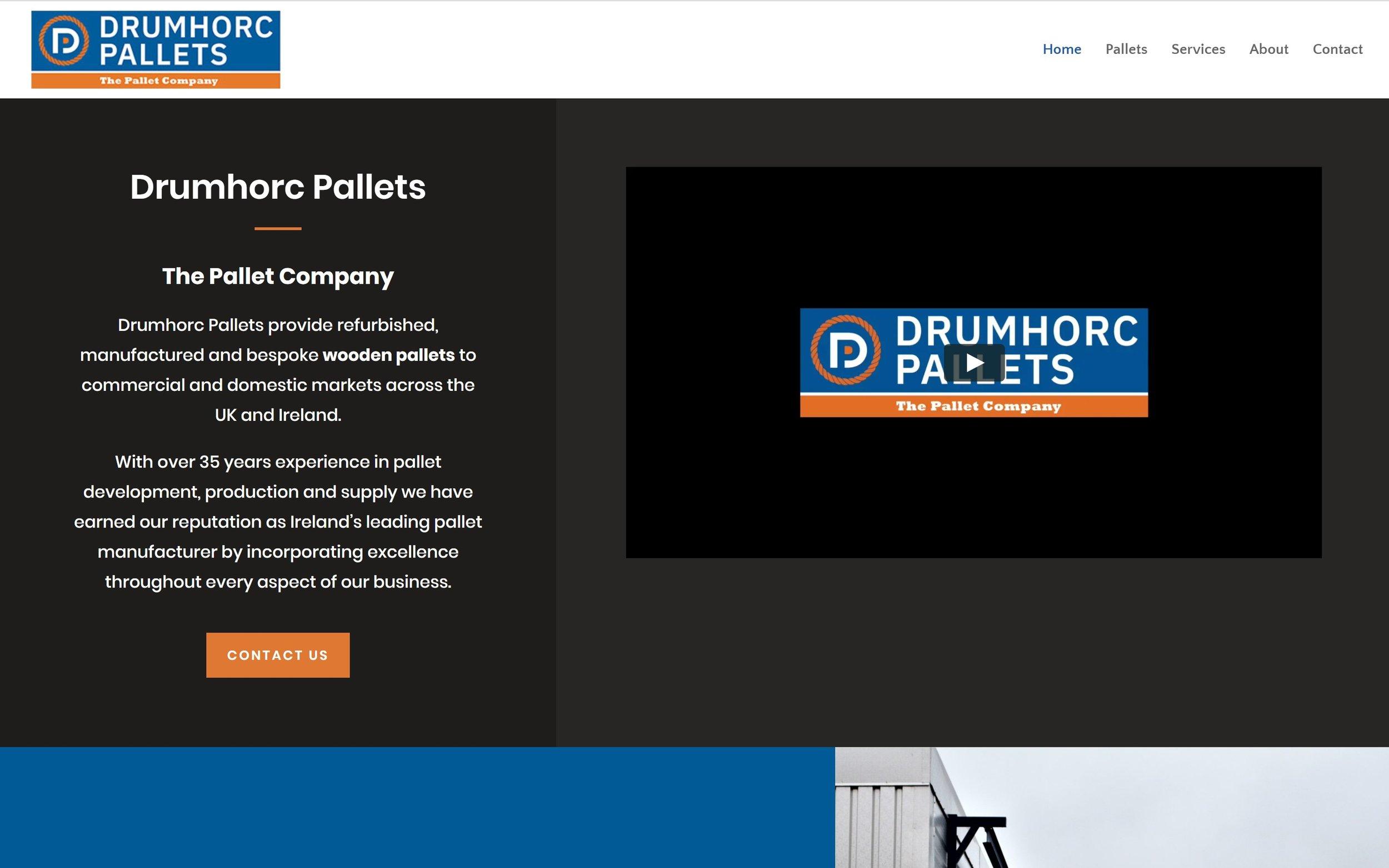 Drumhorc Pallets